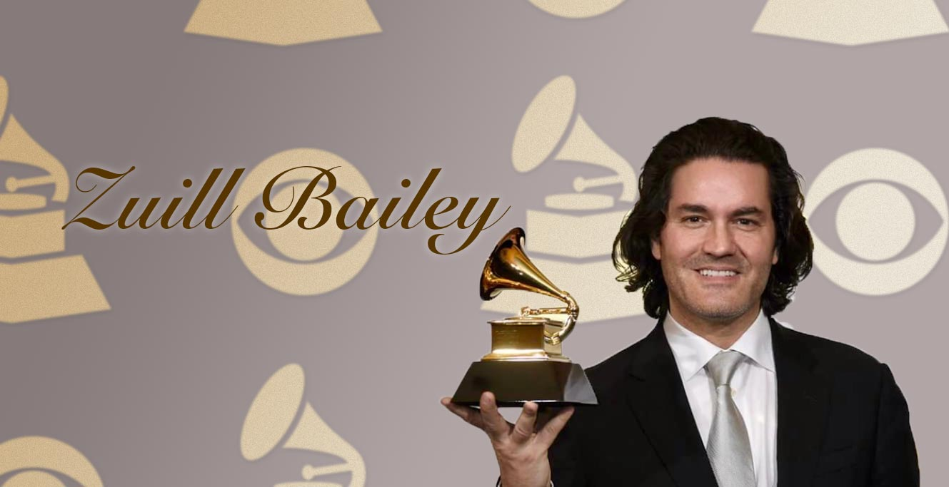 Zuill Bailey Grammy Award Winner<br>